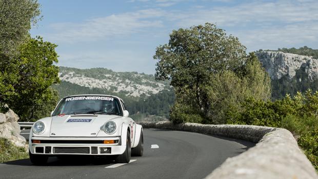 Porsche 911 RSR de 1981 de Rosenberger y Ettel