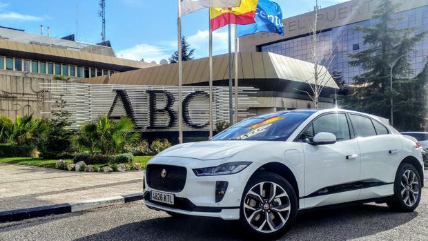 I-Pace: A prueba el primer eléctrico de Jaguar
