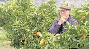Elías Fereres: «Hay que reducir la huella de la agricultura en el planeta»