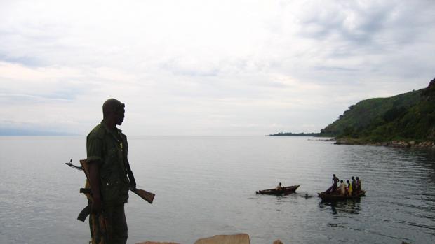 El Tanganica es el segundo lago de agua dulce más profundo del mundo