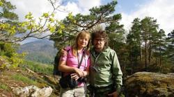 Yulia Naberezhnaya y Andrey Rudomakha