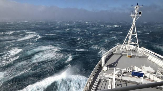Un equipo de científicos ha estudiado el papel de las partículas de la atmósfera que son arrastradas desde Australia continental hacia el mar