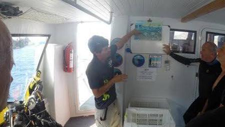 La intención es otorgar a «Wildsea Divers» una dimensión mediterránea e internacional