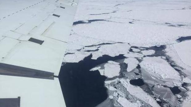 Los científicos están más preocupados por cómo se ha comportando la región antártica en noviembre