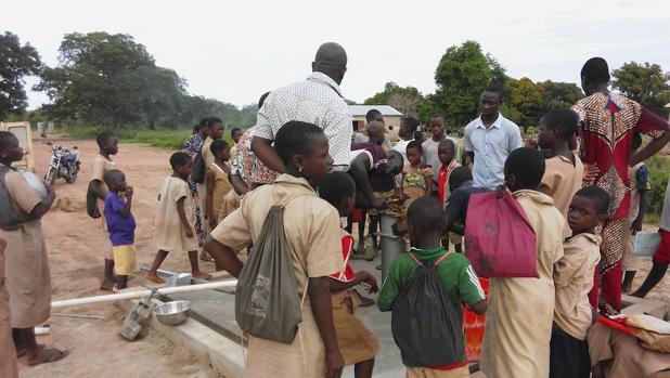 El gorongo, como se denomina en Nigeria a la berenjena, es un alimento importante a nivel social, además de ser muy nutritivo