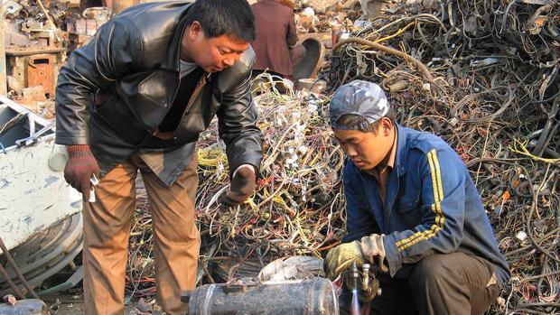 Cada año la industria tecnológica genera hasta 41 millones de toneladas de residuos electrónicos