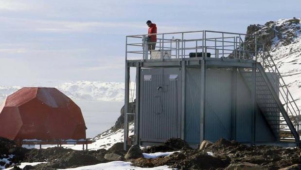 El Grupo de Investigación Antártica de la Universidad de Santiago de Chile considera que se están observando las primeras señales de recuperación del agujero de ozono