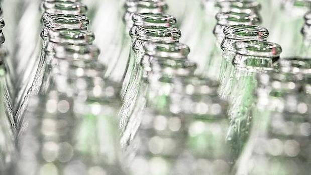 El 15% de los envases de vidrio de Coca-Cola proceden de materiales reciclados