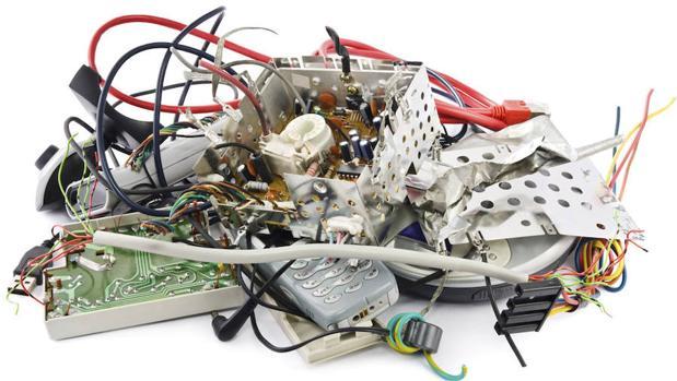 Crecen los residuos electrónicos: casi 45 millones de toneladas en 2016