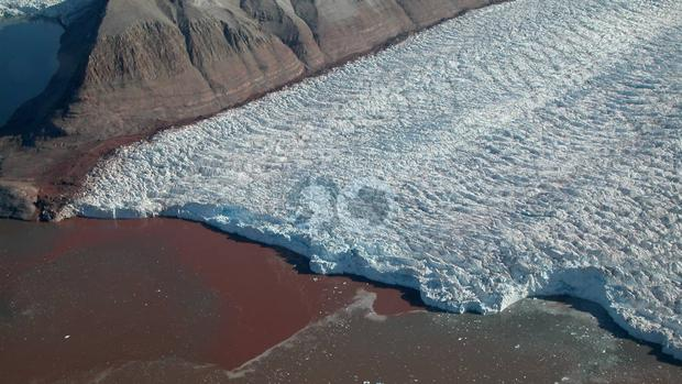 El deshielo del Ártico dispara la radioactividad en la última década