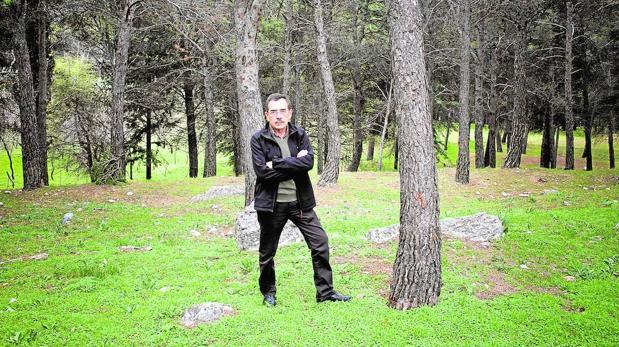 Miguel Ángel Simón Mata es el director del Programa de Conservación del Lince ibérico