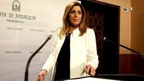 Susana Díaz: «Confío en la honestidad de Chaves y Griñán en el caso de los ERE»