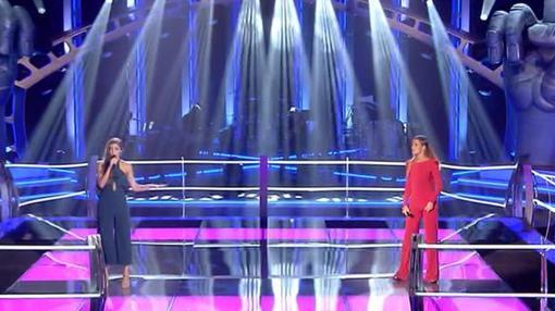 La batalla entre Raquel Revuelta y Belén Aguilera