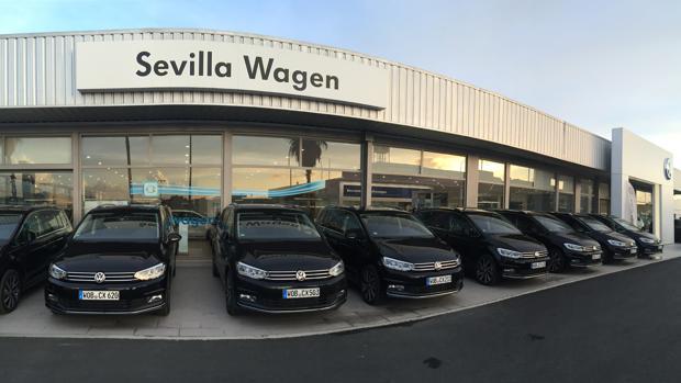 Imagen de las instalaciones de Sevilla Wagen