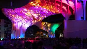Más de treinta ciudades adelantan a Sevilla en el encendido de la iluminación navideña