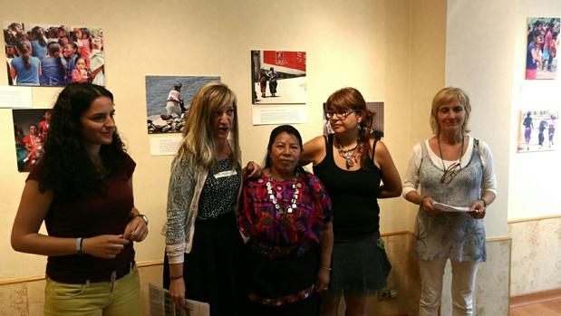La Asociación de la Prensa acerca la realidad de Guatemala a la capital