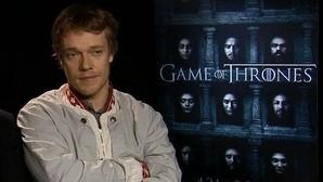 A Theon Greyjoy le gustaría rodar en Sevilla