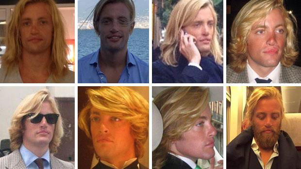 Selección de fotografías de perfil de Álvaro, el concursante sevillano de GH17