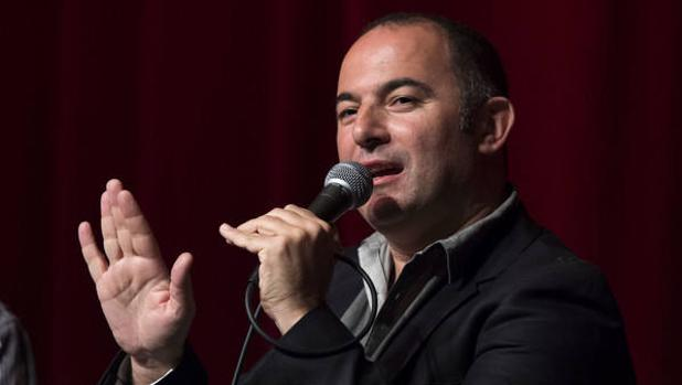 El director Mohamed Hamidi en el Festival de Cine francés