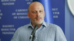 El exdirector general de la cadena ucraniana NTU, Zurab Alasania