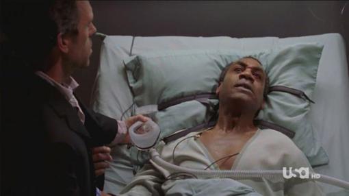 Uno de los pacientes del Dr. House