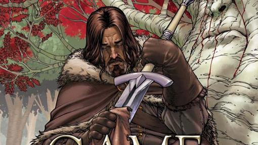 Eddard Stark en formato cómic