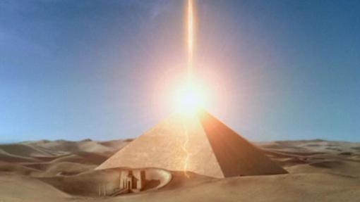El portal estelar se abre en Abydos