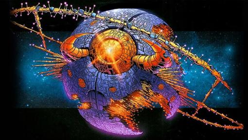 Unicron, un planeta viviente que quería alimentarse del hogar de los Transformers