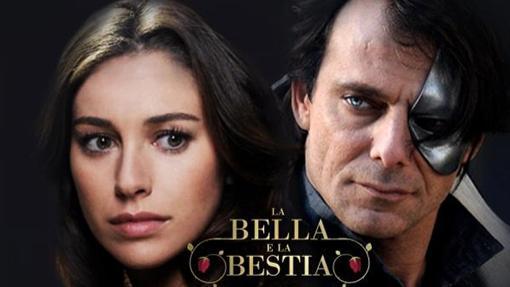 Blanca Suarez y Alessandro Preziosi como Bella y el Príncipe León (la Bestia)