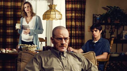 """Una fotografía que muestra lo """"buen padre"""" que era Walter White"""