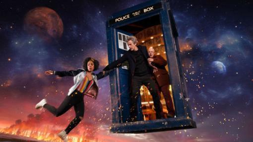 La nueva imagen promocional de la décima temporada de Doctor Who