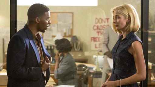 Libby, la esposa del Dr. Masters acababa teniendo un affaire con un activista de los derechos del colectivo afroamericano