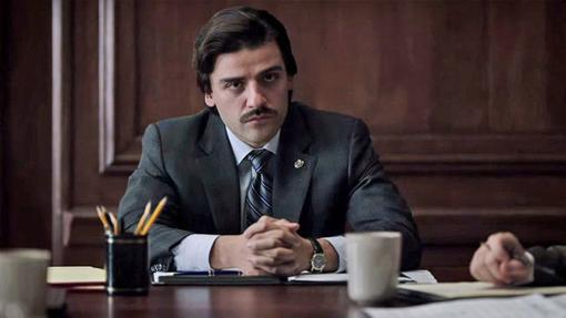 Oscar Isaac en Show me a hero