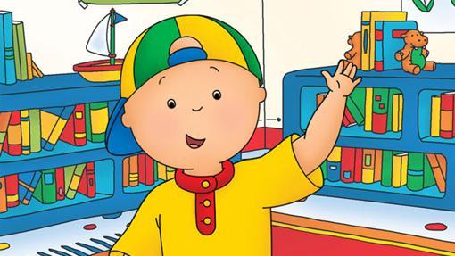Caillou, uno de los niños más queridos de la televisión