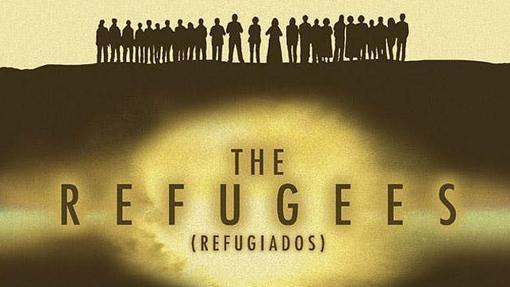 ¿Por qué había tan poca gente en el poster promocional de Refugiados? ¿No se suponía que había una migración temporal de 300.000 millones de personas?