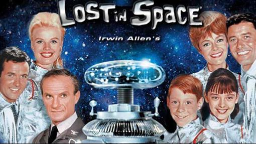 Los protagonistas de Perdidos en el Espacio