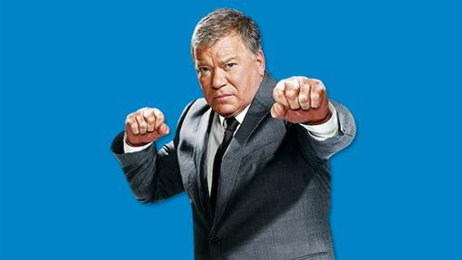 William Shatner en la actualidad