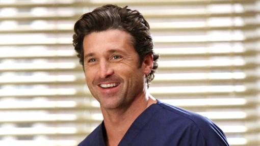 Patrick Dempsey es el Dr. Derek Shepherd de Anatomía de Grey