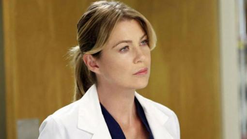 Ellen Pompeo como Meredith Grey