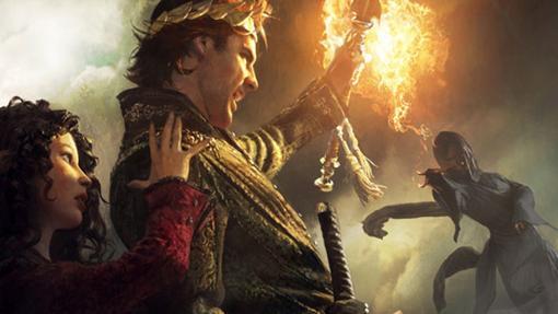 En la Rueda del TIempo también hay reyes, espadas ardientes y tronos