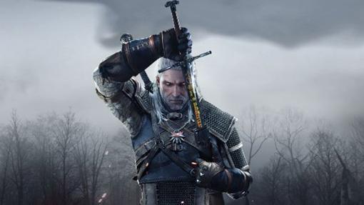 El protagonista de los videojuegos de The Witcher