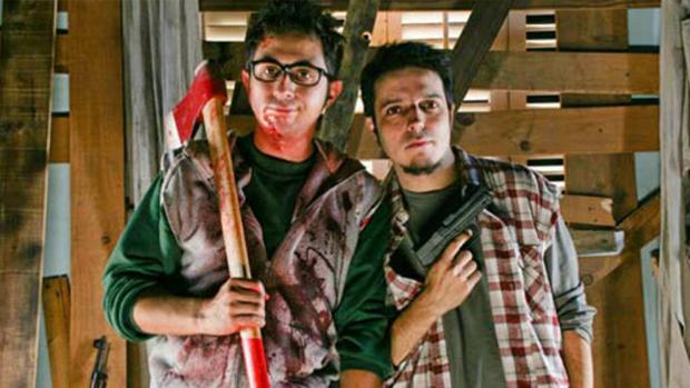 Berto y Rafel contra los zombis