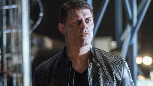 El actor que interpretaba a Stardust también tuvo su momento de gloria en Arrow