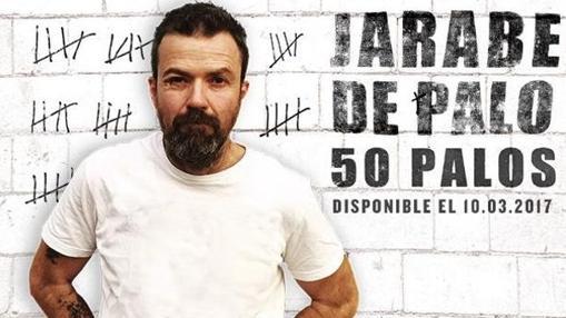 Pau Donés, líder de 'Jarabe de Palo'