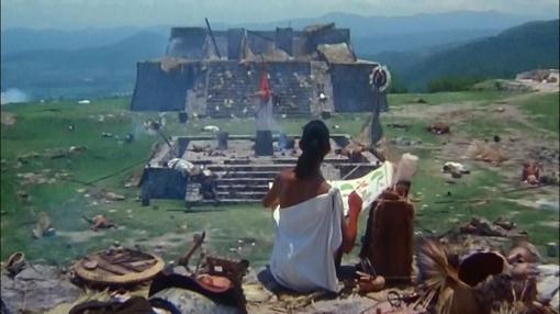 'La otra conquista', película de Salvador Carrasco.