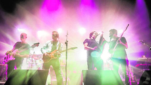 El mítico grupo Brothers In Band recordará sus temas este viernes en Fibes