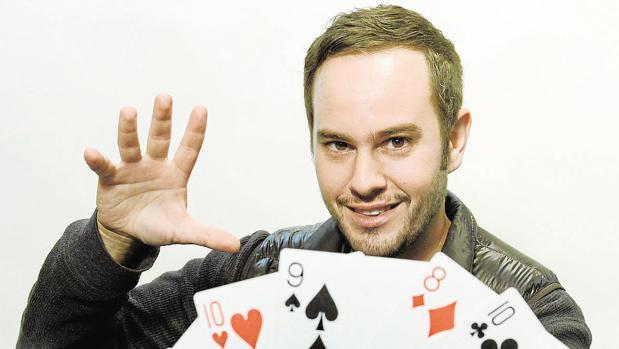 El mago Jorge Blass