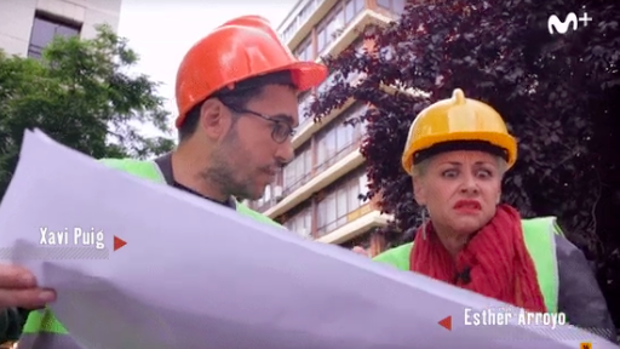 Esther Arroyo acudirá a 'Ilustres Ignorantes' junto a Xavi Puig.