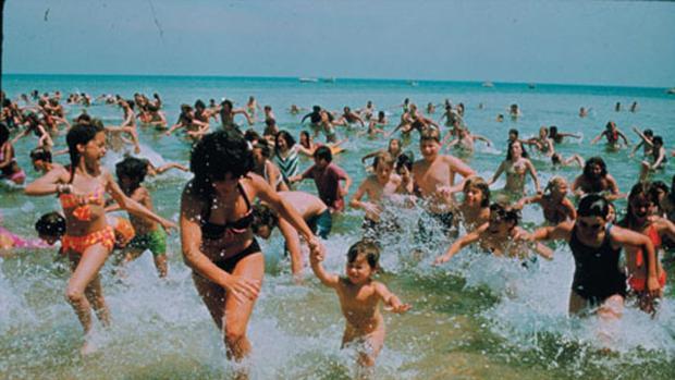 'Tiburón', el primer gran éxito de Steven Spielberg.