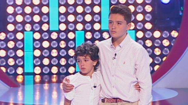 Mario y Sebastián se enfrentaron por un puesto en el programa.